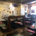 神田 大人の沖縄料理店 ぐしけん - 店内①
