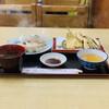 天ぷら食堂 魚徳 - 料理写真:お料理