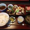 Kou - 料理写真:和弁当(デザートは今回はスイカ♪)