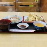 天ぷら食堂 魚徳 - お料理