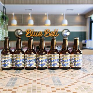 横浜ビールとコラボしたオリジナルクラフトビール!