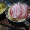 ぶうきち - 料理写真:豚玉+チーズ+そば