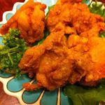 梅若寿し - 鶏の唐揚げ