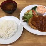 カトレア - 料理写真:本日のサービスランチ