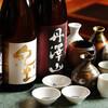 寿美吉 - ドリンク写真:日本酒と酒器