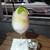 dot. Eatery and Bar - 料理写真:モヒートのカキ氷