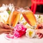 シュラスコ&ビアレストラン ALEGRIA - 記念日にもお祝いのプレートをサービスいたします。