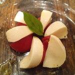 13407002 - フルーツトマトとモッツアレラチーズのカプレーゼ