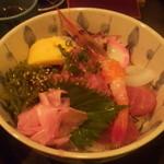 13407049 - 海鮮丼950円!