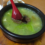 眞実一路 - 緑の麻婆豆腐