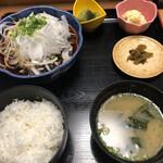 国技館 - 料理写真:日替り定食720円