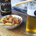 大倉山もつ肉店 - 料理写真: