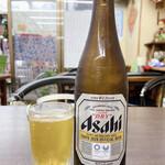 中華料理大吉亭 - ビール 500円