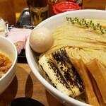 龍ヶ崎 中華蕎麦 吉辰 - 料理写真:なんと価値ある1350円(º ロ º๑)!!
