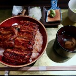 134082732 - 鰻丼(6800円)