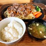 Gurumefuugetsu - ビーフバター焼き
