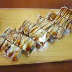 海鮮 お食事処 大橋 - あなごの押し寿司