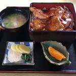 みかわ - 肉丼