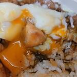 134091385 - 熊本地鶏(天草大王)ステーキ丼1,200円