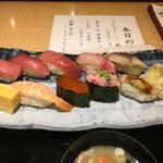 寿司 魚がし日本一 - 寿司アップ