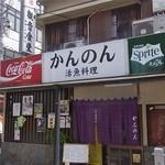 観音食堂 - 駅に近い入口
