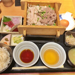 宮崎料理 万作 - 野菜たっぷり!美人蒸篭蒸し御膳
