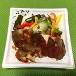 ソルナダ - ジャークチキン丼(テイクアウト)