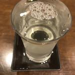 旨唐揚げと居酒メシ ミライザカ - 獺祭 等外《グラス》