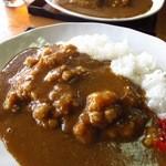 池田屋 - カレーライス ¥650