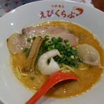 えびくらぶ - 料理写真:海老・鯛らーめん