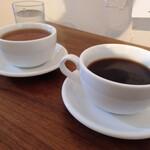 コンマ コーヒー - ドリンク