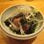 甚作 - 料理写真:「長芋と鮪すき身」