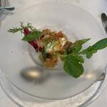 レ・スリジェ - 料理写真:オードブル