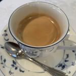 レ・スリジェ - コーヒー