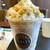 タリーズコーヒー - 料理写真:T's アイスラッシュ( ほうじ茶ラテ+塩大福アイス)