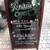 X-cafe - メニュー写真:カフェが併設されている格安スマホX-mobileの立て看板