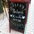 X-cafe - その他写真:立て看板:オープン告知