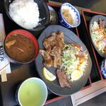 しばた焼肉と肉料理 - 竹定食 ランチ