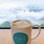 SORA terrace cafe - ソラコーヒー 1200円