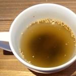 バル デ ムー - プレートランチ・スープ