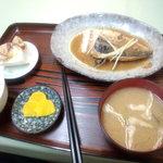 千草 - さば味噌定食