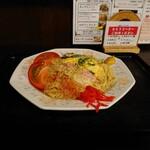 赤坂ふ~ちん - この仕上げでまさかの700円。