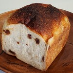 134125145 - レーズン食パン