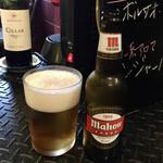 ティオ・ダンジョウ - スペイン瓶ビール