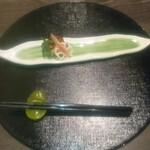 日本料理 まめぞう - 鱧のおすし