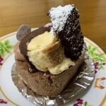 シャノワール - チョコロール…450円+税