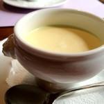 レストラン・ワタベ - 冷製ポタージュスープ