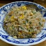明月 - 料理写真:焼きめし大盛り800円