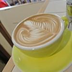 CAFERISTA - フラットホワイト 500円