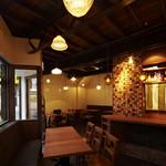 ツナグカフェ - 店内